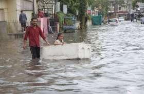 प्री मानसून की बारिश में ही उदयपुर के हाल हुए बेहाल, सड़कों पर बहीं नदियां , देखिए तस्वीरों में..