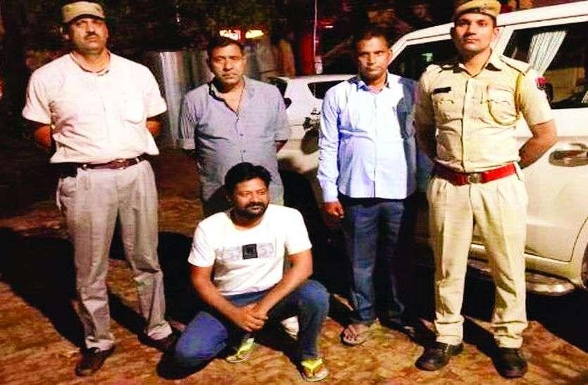 दौलत भारती पर भाजपा नेता ने कराया था जानलेवा हमला, मास्टरमाइंड गिरफ्तार, जानिए क्यों कराया था हमला