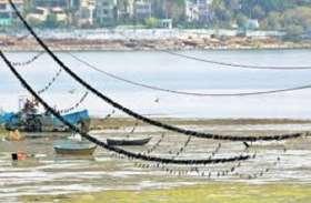 fishermen died : मछली पकडऩे के जाल में फंसने से मछुआरे की मौत