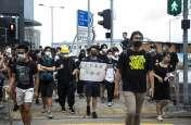 G-20 समिट में हांगकांग प्रत्यर्पण बिल का मुद्दा उठाने की मांग, काले कपड़े पहनकर लोगों ने निकाली रैली