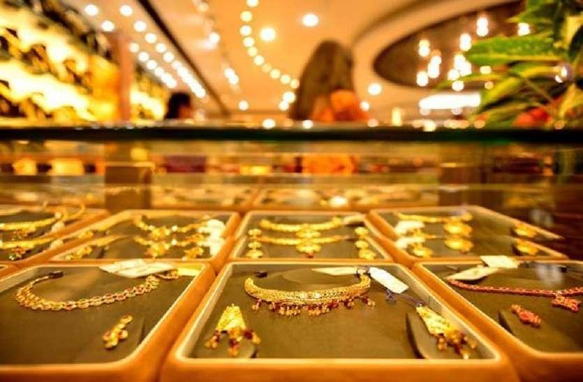 सोना सर्वकालिक ऊंचाई पर, 35,000 के करीब
