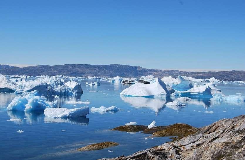 आखिर क्यों पिघल रही है ग्रीनलैंड और आर्कटिक में करोड़ों टन बर्फ