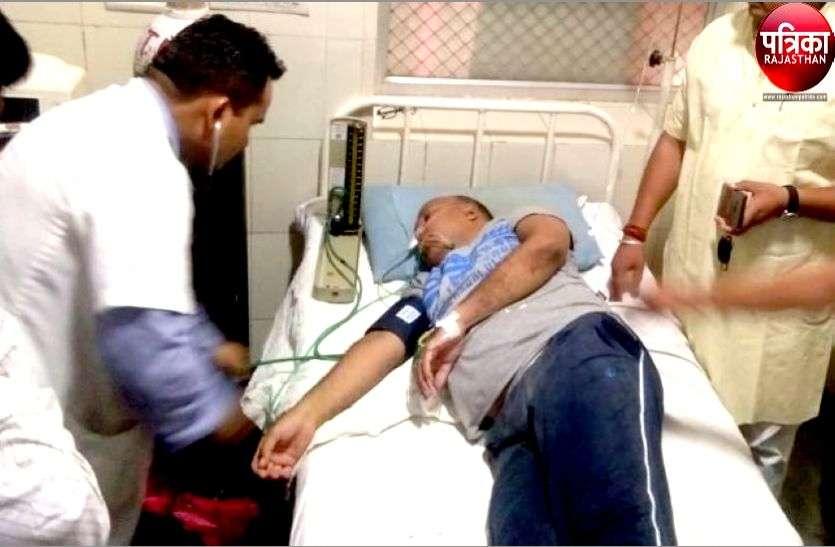 चिकित्सक ने दिए बयान- 'काम का दबाव बढऩे से नींद नहीं आती थी, इसलिए खाई नींद की गोलियां'