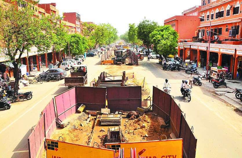 जयपुर स्मार्ट सिटी पर खर्च होंगे 400 करोड़