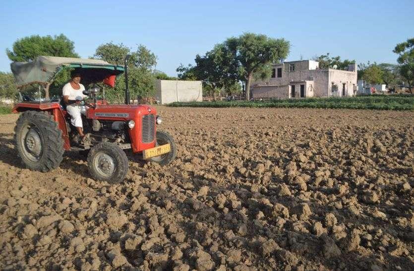 किशनगढ़ में 200 हेक्टेयर में होगी खेती
