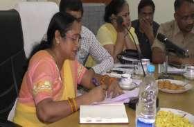 राज्य महिला आयोग की सदस्य ने की जनसुनवाई, 16 मामलों में दिए जांच के आदेश