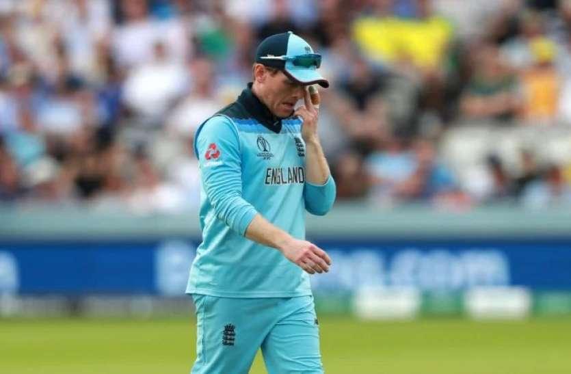 वर्ल्ड कप 2019: इयान मोर्गन ने बताई हार की वजह, टीम के बल्लेबाजों को लगाई फटकार