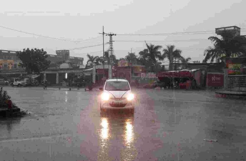 video : प्रतापगढ़ में झमाझम बरसे बदरा
