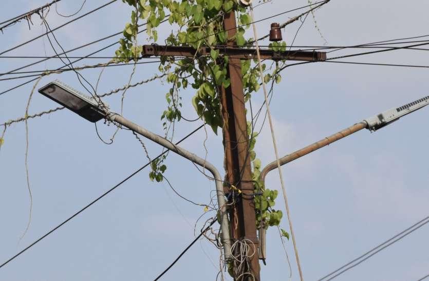 बिजली के बिना पड़े दाना-पानी के लाले