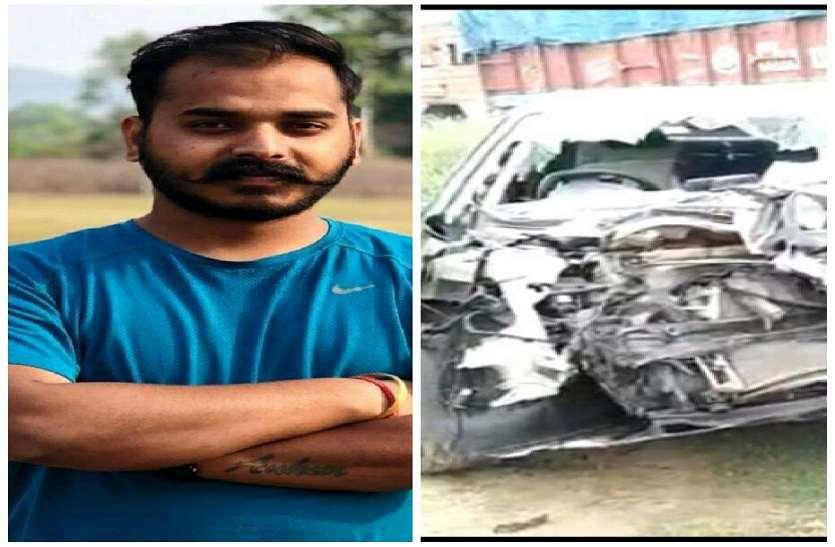 सड़क दुर्घटना में उत्तराखंड के कैबिनेट मंत्री के बेटे समेत 2 की मौत