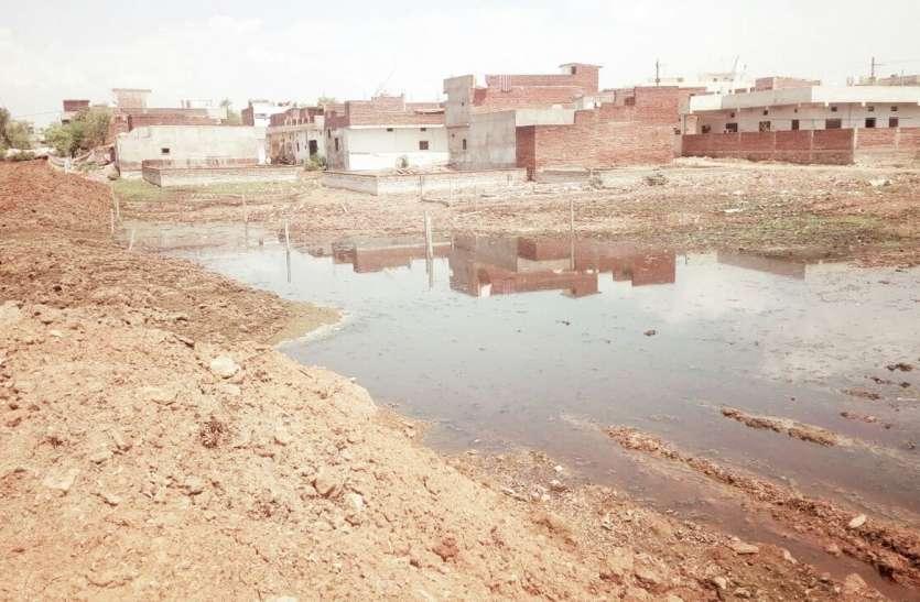 मप्र के इस शहर में भू-माफिया सक्रिय, 10 एकड़ के तालाब में बस्ती बसाने की तैयारी