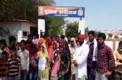 किसान हत्याकांड: हत्यारे पुलिस की पकड़ से बाहर, परिजनों व ग्रामीणों में आक्रोश