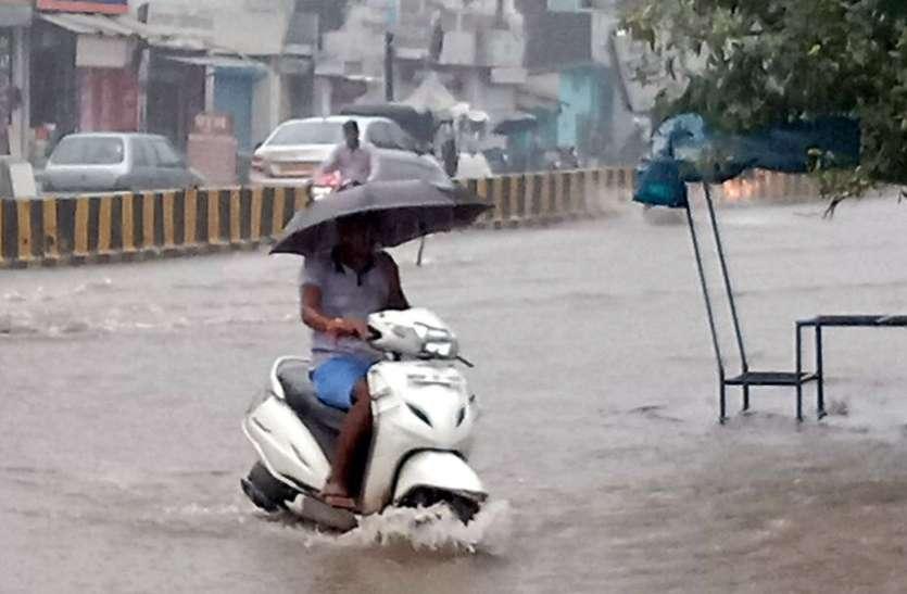 उत्तर पश्चिमी राजस्थान में बन रहा चक्रवाती तंत्र, अगले दो तीन दिन प्रदेशभर में रहेगा छितराई बारिश का दौर