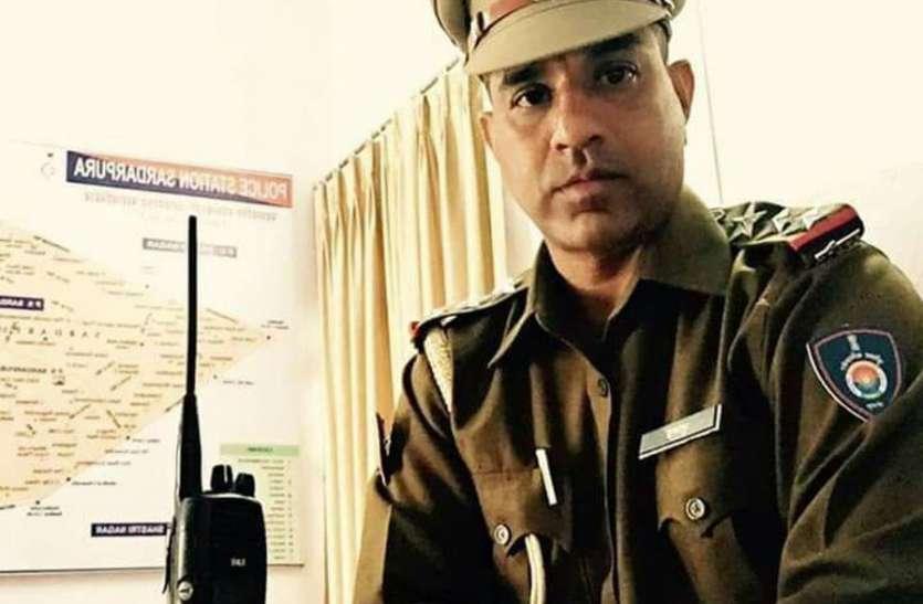भ्रष्टाचार के आरोपी पूर्व थानाधिकारी भूपेंद्र सिंह की जमानत याचिका खारिज, भेजा जेल, छह दिन से फरार चल रहा उप निरीक्षक
