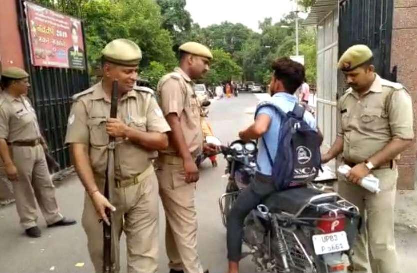 VIDEO: दरवेश हत्याकांड के बाद जागी फिरोजाबाद पुलिस, उठाया ये कदम