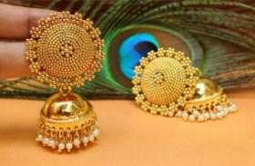 200 रुपए चमक के साथ एक बार फिर से 39 हजारी हुआ सोना, चांदी 350 रुपए उछली
