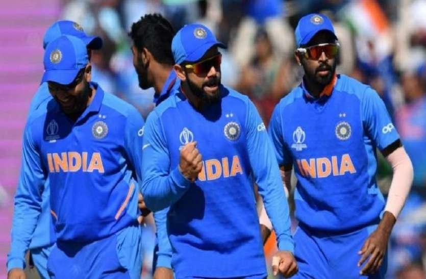 वर्ल्ड कप में आईसीसी के सुरक्षा सम्बन्धी नियमों से खुश नहीं भारतीय क्रिकेट टीम