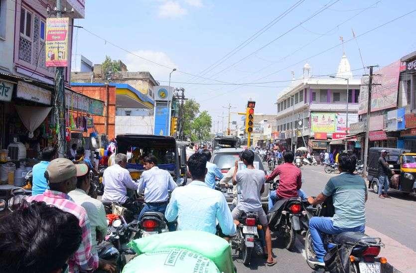 किशनगढ़ में रोज होगी 12 घंटे की सिग्नल पाबंदी