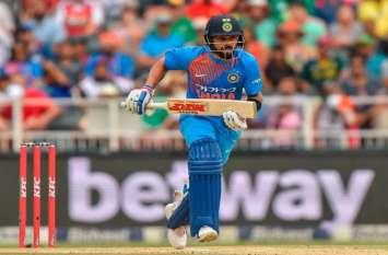 विराट कोहली बल्लेबाजी का हर वर्ल्ड रिकार्ड कर रहे हैं ध्वस्त, कुछ ऐसा रहा है उनका क्रिकेट करियर