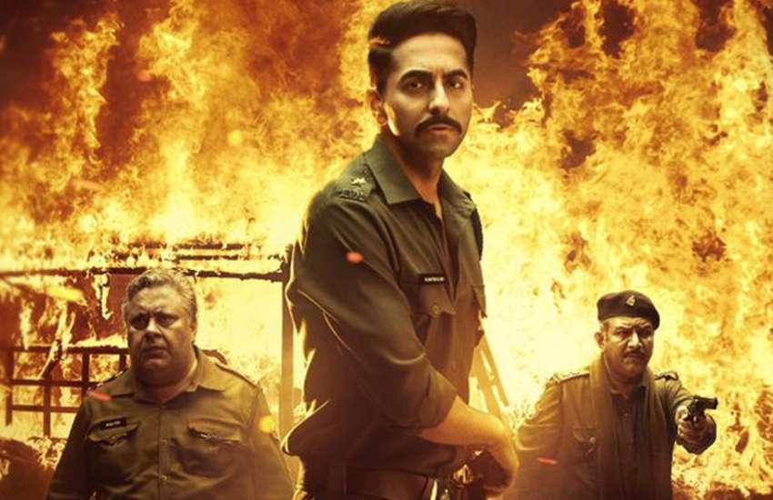 Ayushmann Khurrana Article 15 movie