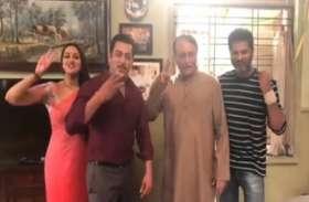 Dabangg 3: विनोद खन्ना की मौत के बाद अब ये एक्टर बनेगें सलमान खान के ऑन स्क्रीन पिता, 'दबंग खान' ने इस अंदाज में किया ऐलान