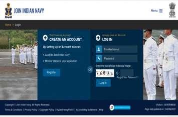 Indian Navy SSR/AA Recruitment 2019 : आवेदन प्रक्रिया शुरू, 12वीं पास जल्द करें अप्लाई
