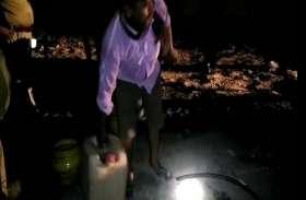 तेल माफियाओं का पर्दाफाश, सीओ ने छापेमारी के दौरान किया खुलासा