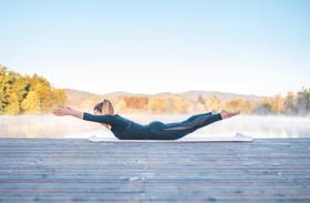 हाथ, पैर व पीठ की मांसपेशी मजबूत बनाता है ये याेग