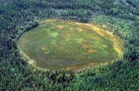 क्या हुआ जब धरती के ऊपर फटा 40 मीटर आकार का लघु ग्रह
