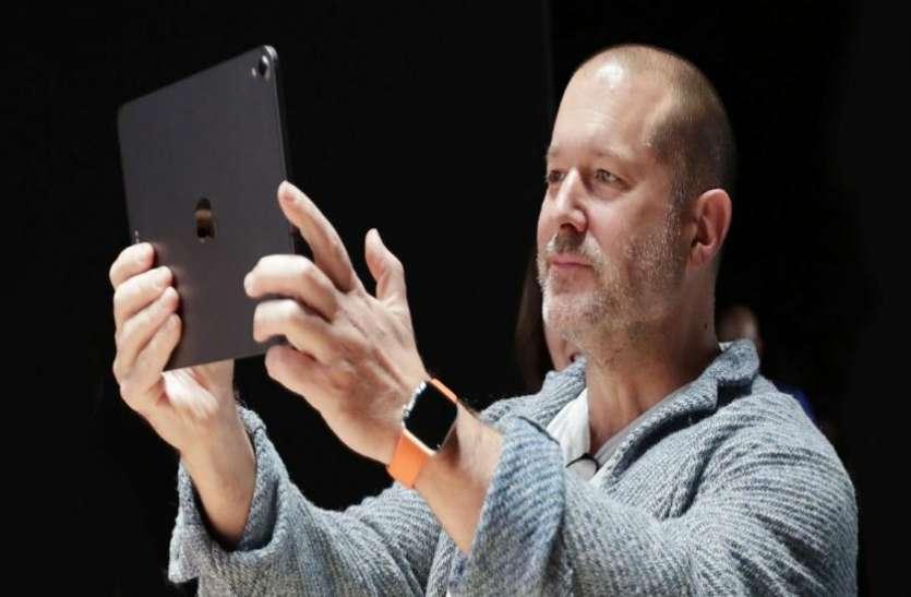 Jony Ive के इस्तीफे से एक ही दिन में Apple की मार्केट वैल्यू 9 अरब डॉलर हुई कम