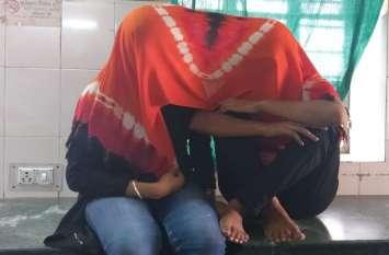 watch churu crime : पुलिस ने जाल बिछाकर संदिग्ध स्थिति में दो नाबालिग बालिकाओं को दस्तयाब कर तीन आरोपियों को दबोचा