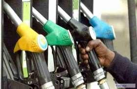 गाजियाबादः पेट्रोल फिर 70 के पार, डीजल के दामों में भी उछाल
