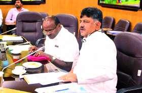 डीके शिवकुमार की तमिलनाडु को चेतावनी हमारी सिंचाई परियोजनाओं में बाधा डाली तो