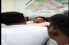 जनप्रतिनिधियों ने उपखंड अधिकारी को ज्ञापन देकर उठाई समेजा को पंचायत समिति का दर्जा देने की मांग