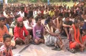मलकानगिरि:माओवादियों से निपटने को आदिवासियों ने लिया निहत्थी जंग का फैसला