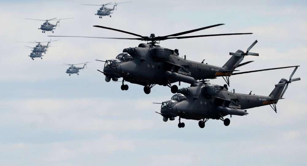 Mi-35s