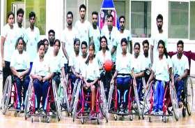 CG के दिव्यांग National खिलाड़ी अंजान शहर में फंसे बड़ी मुसीबत में, पत्रिका की पहल पर ITBP ने बढ़ाया मदद का हाथ