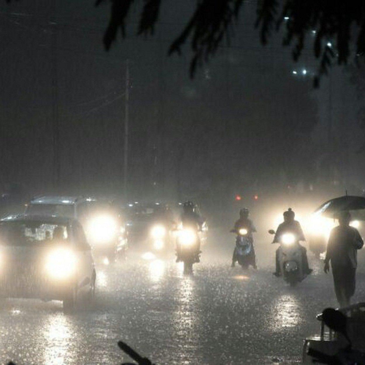 पढ़े क्यों, पिछले साल की तुलना में जून में 66.3 मिमी कम हुई बारिश