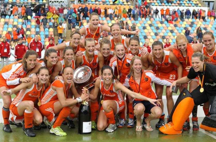 नीदरलैंड ने ऑस्ट्रेलिया को हराकर जीती प्रो हॉकी लीग