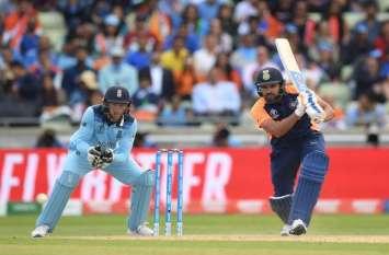 World Cup 2019 : भारत इंग्लैंड से 31 रनों से हारा, सेमीफाइनल में जाने के लिए अभी करना होगा इंतजार