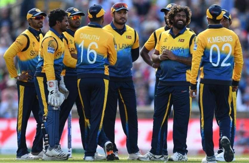क्रिकेट वर्ल्ड कपः सेमीफाइनल की रेस में बने रहने के लिए विंडीज के खिलाफ पूरा जोर लगाएगी श्रीलंका