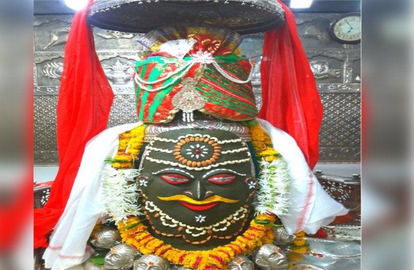 महाकाल मंदिर : भक्त खरीद सकेंगे बाबा की पगड़ी और ये शृंगार...