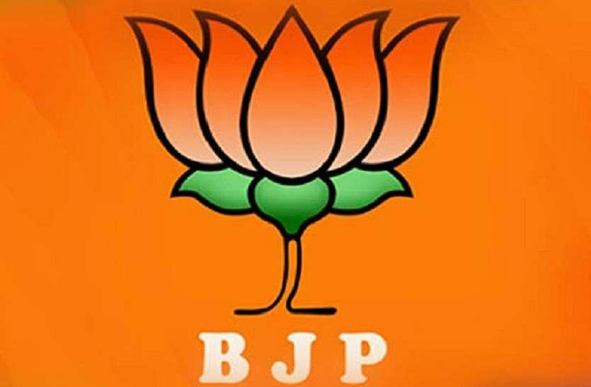 भाजपा के 7 मोर्चा देंगे सदस्यता अभियान को ताकत