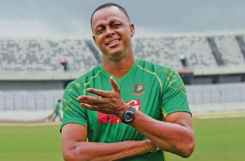 कर्टनी वॉल्श ने टीम इंडिया के खिलाफ बांग्लादेश को दिया जीत का मंत्र