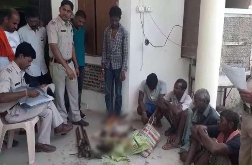 पुलिसवाले भी रह गए हक्के-बक्के जब आरोपियों ने कहा- टीबी के इलाज के लिए डॉक्टर ने मांगा गाय का गरम कलेजा और ताजा खून