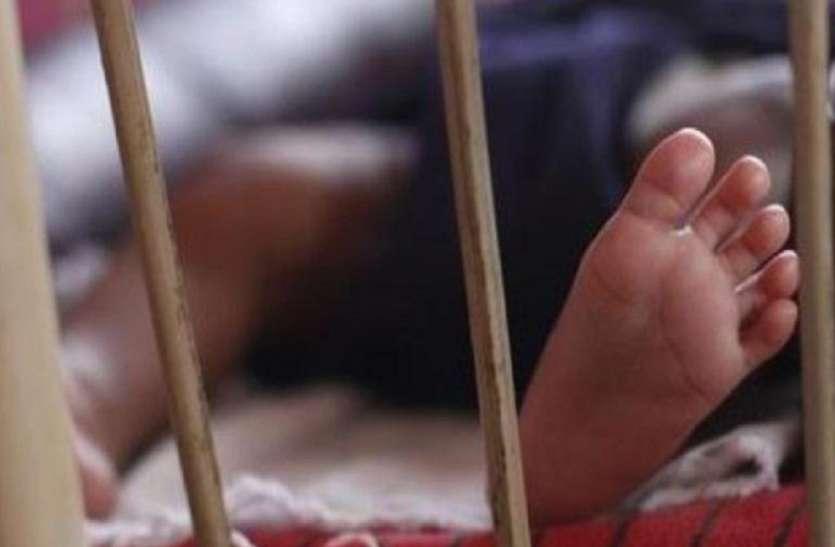 करंट लगने से दो साल के बच्ची की मौत, परिजनों में कोहराम