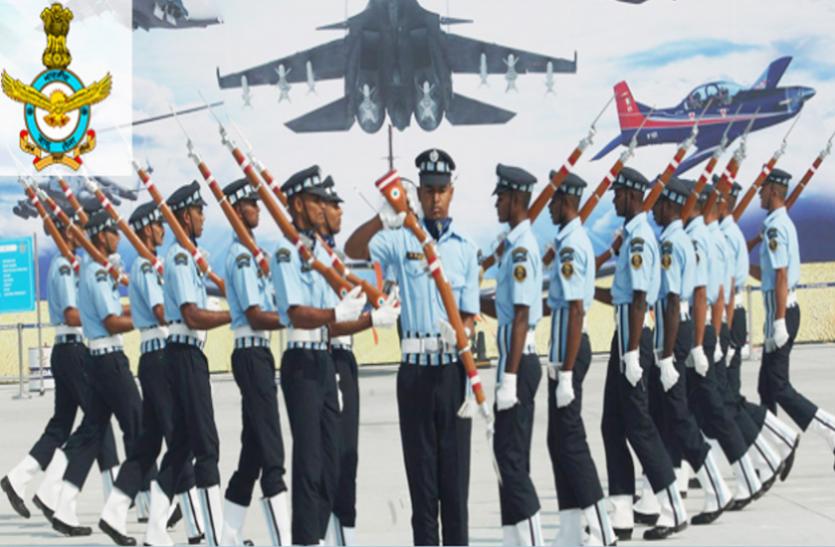 भारतीय वायुसेना ने एयरमेन पदों के लिए निकाली भर्ती, ऐसे करें अप्लाई