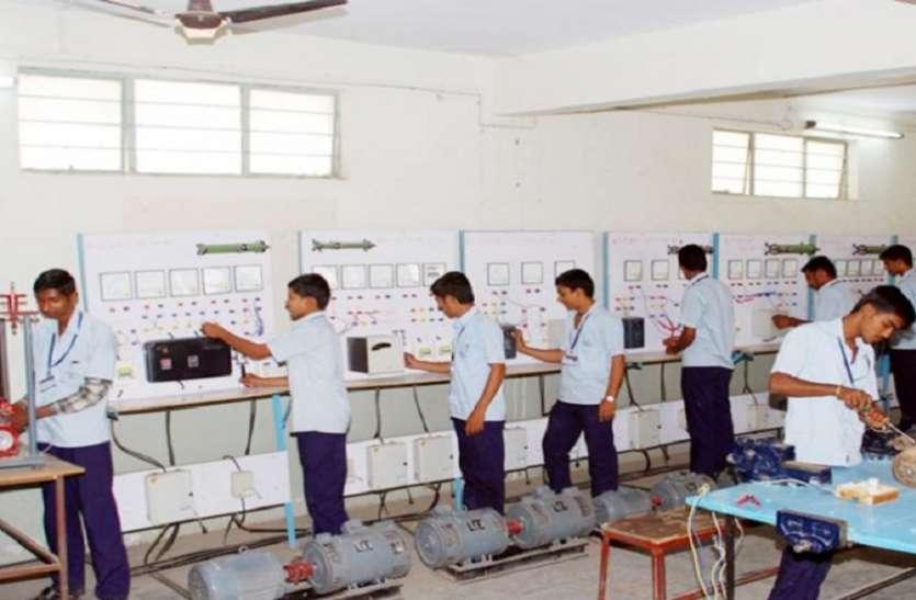 ITI में प्रवेश के लिए 3.59 लाख छात्रों ने किया आवेदन