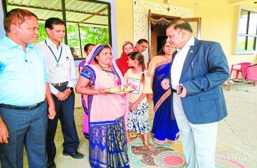 भोग की थाली से गर्भवती और धात्रियों को मिलेगा पोषण, पूरे जिले में लागू होगी योजना