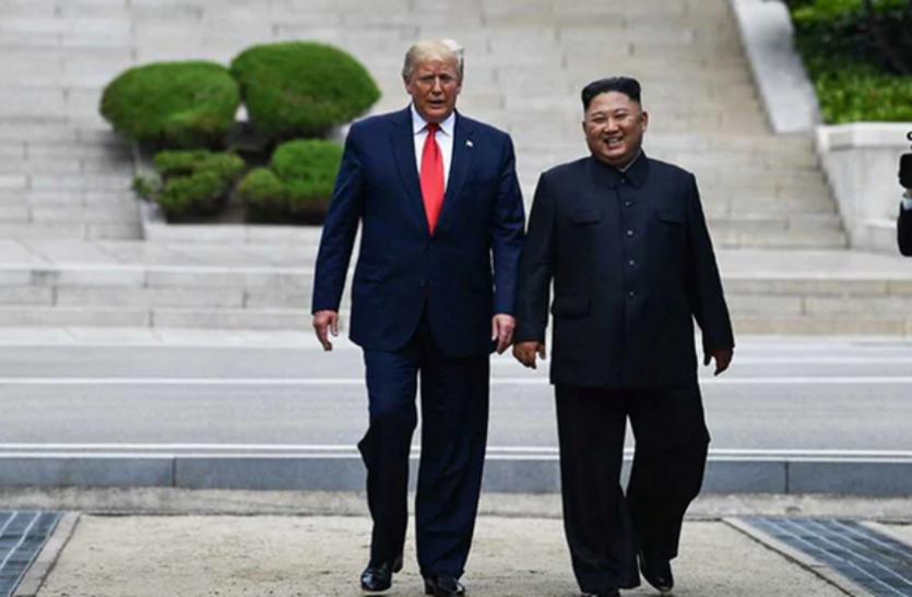 परमाणु समझौते पर वार्ता को फिर से तैयार हुए अमरीका और उत्तर कोरिया, किम-ट्रंप में बनी सहमति
